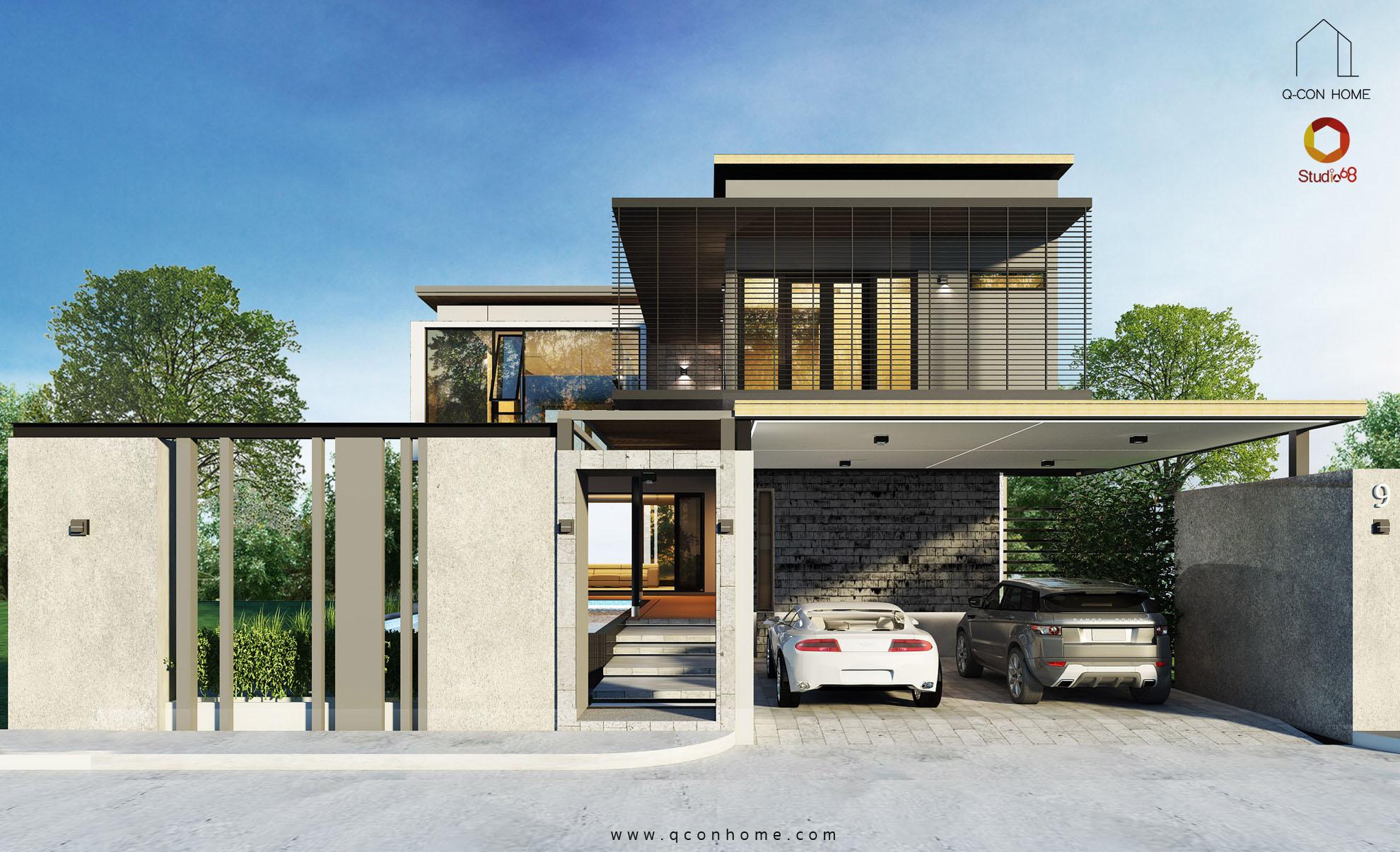 บริษัทรับสร้างบ้าน หัวหิน ออกแบบบ้าน รับสร้างบ้าน สร้างบ้านดี แบบบ้านสวย