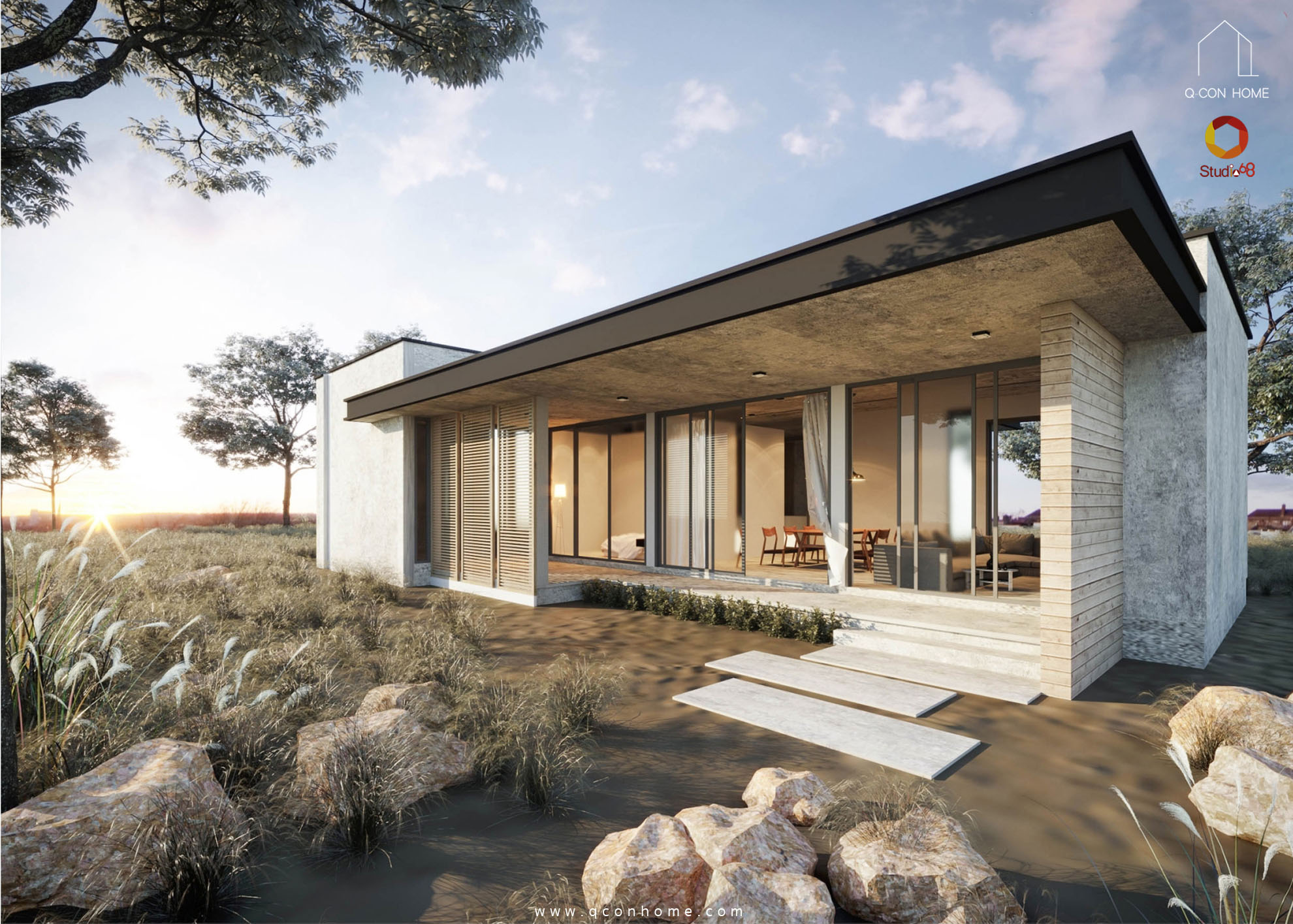 Modern-simplicity-house-2-architecture-qconhome-contractor