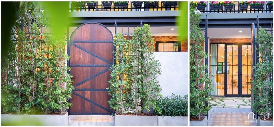 Pool Villa HuaHin, ที่พักพูลวิลล่าหัวหิน, ออกแบบพูลวิลล่า, รีโนเวทบ้านเก่า, รับสร้างพูลวิลล่า, รั้วบ้านสไตล์ rustic