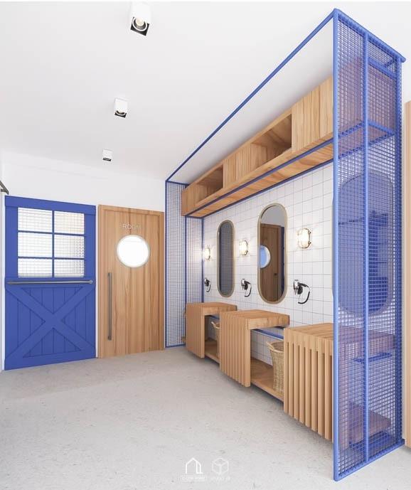 รับออกแบบโรงแรม, รับสร้างโรงแรม, บริษัทออกแบบโรงแรม, ออกแบบ Hostel, รับออกแบบ Hostel, ออกแบบตกแต่งภายใน Hostel