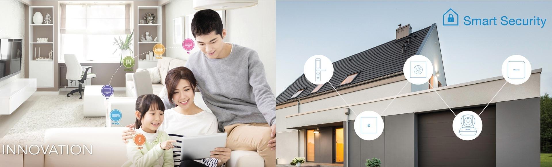 รับสร้าง Smart Home