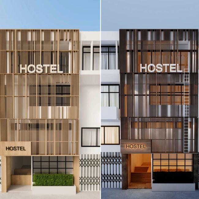 รับออกแบบ และก่อสร้าง โรงแรม รีสอร์ท รับออกแบบคอนโดตากอากาศ
