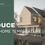 มาตราฐานงานก่อสร้าง Reduce Your Home Temperature Construction Standards by Q-Con Home